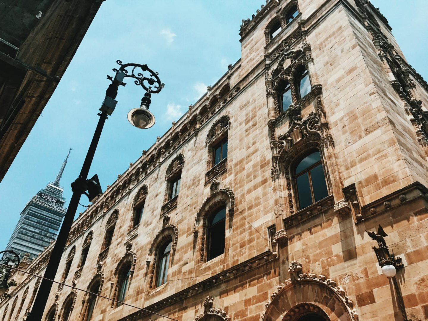 Palacio de Correos Mexico City